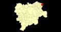 Albacete Balsa de Ves Mapa municipal.png