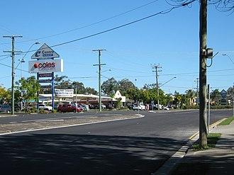 Albany Creek, Queensland - Albany Creek Road, Queensland