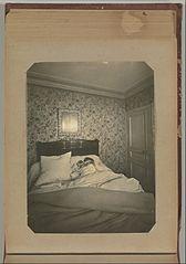 Album of Paris Crime Scenes - Attributed to Alphonse Bertillon. DP263786.jpg