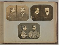 Album of Paris Crime Scenes - Attributed to Alphonse Bertillon. DP263818.jpg