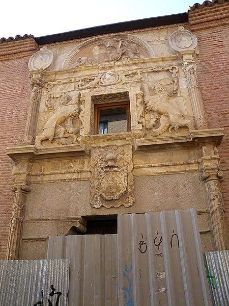 Archivo alcala de henares madrid spain casa de los - Casas regionales alcala de henares ...