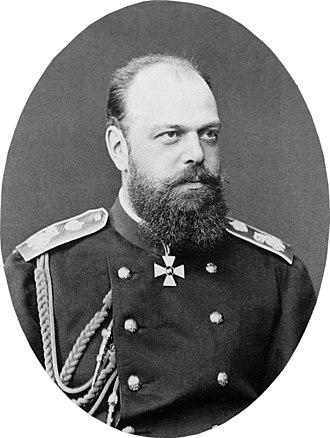 Alexander III of Russia - Image: Alexander III 2