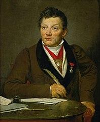 Portrait d'Alexandre Lenoir