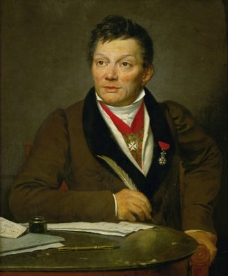 Alexandre Lenoir - Image: Alexandre Lenoir by Jacques Louis David