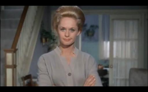 Alfred Hitchcock's Marnie Trailer - Tippi Hedren (1)