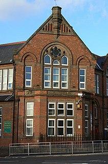 Radford, Nottingham Human settlement in England