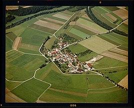Algershofen (zwischen 1982 und 1988), Foto beim Landesarchiv Baden-Württemberg