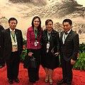 Alice G. Eduardo @ Philippine China Trade and Investment Forum 2016 3.jpg