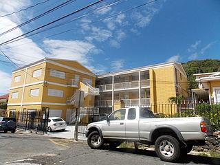 All Saints Cathedral School school in St. Thomas, Virgin Islands