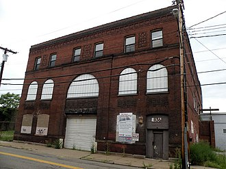 Allegheny City Stables - Image: Allegheny City Stables