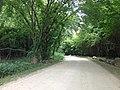 Allenton Access road.JPG