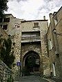 Alpes-Haute-Provence Forcalquier Porte Cordeliers - panoramio.jpg