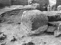 Altaret från öster. Ajia Irini. utgrävning. Αγια Ειρηνη - SMVK - C01808.tif