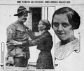 Alvin York his mother and wife Gracie Williams 1919.png