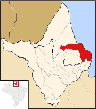 Amapá (municipality) - Image: Amapa Municip Amapa