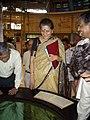 Ambika Soni Visiting Dynamotion Hall - Science City - Kolkata 2006-07-04 04796.JPG