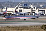 American Airlines, McDonnell Douglas MD-82, N426AA - LAX (20976375129).jpg