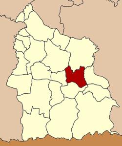 Nam Kliang District #