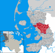 Amt Mittleres Nordfriesland in NF.PNG