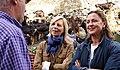 Ana Madrazo acudió a la Feria de Todos los Santos de Arredondo.jpg