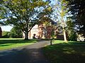 Andover Massachusetts Phillips Academy Abbot campus building around circle.JPG