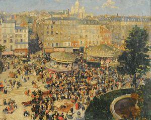 La Place Pigalle