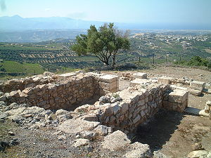 temple of anemospilia The temple at anemospilia was destroyed by earthquake in the mmii period   she also argues that the building was not a temple and that the evidence for.