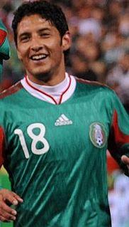 Ángel Reyna Mexican footballer