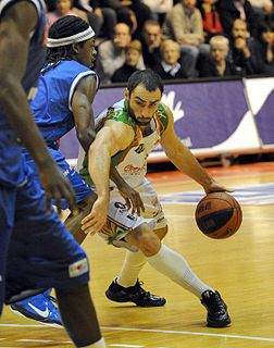 Angelo Tsagarakis French basketball player