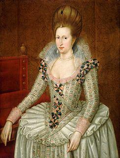 Anne of Denmark Queen consort of Scotland