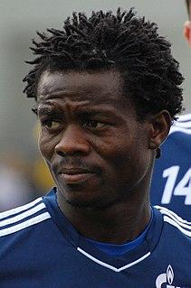 Anthony Annan Ghanaian international footballer
