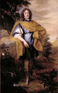 George Stewart, 9th Seigneur dAubigny
