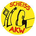 Anti-AKW-Pickerl - weiß - SCHEISS AKW.jpg