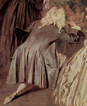 L'Enseigne de Gersaint - Image: Antoine Watteau 048
