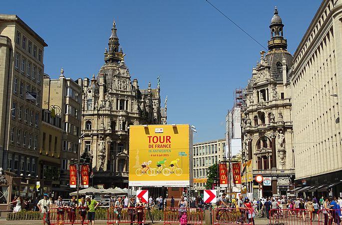 Antwerpen - Tour de France, étape 3, 6 juillet 2015, départ (017).JPG