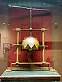 Aplastacabezas. Antiguo instrumento de tortura. Exposición Inquisición en el Palacio de los Olvidados de Granada. 02.jpg