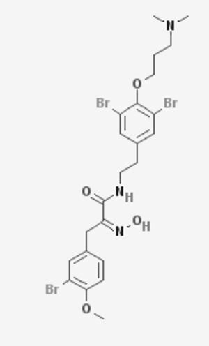 Aplysamine-2 - Image: Aplysamine 2