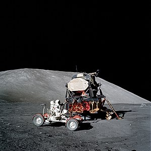 Apollo 17 first test of the lunar rover AS17-147-22527HR.jpg