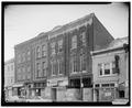 Appich Buildings, 408-414 King Street, Alexandria, Independent City, VA HABS VA,7-ALEX,141-1.tif