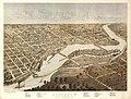 Appleton, Outagamie County, Wisconsin 1867. LOC 73694533.jpg