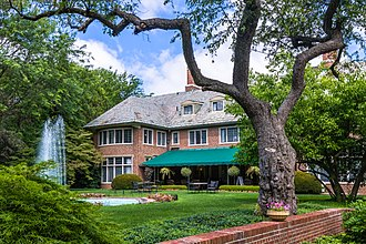 National Register of Historic Places listings in Genesee County, Michigan - Image: Applewood Estate 12008