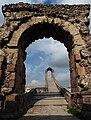Arc romà d'accés al pont (Castellbisbal) - 2.jpg