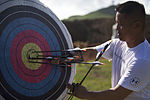Archery, other Marine Corps Trial sports help heal wounded warriors 130829-M-NP085-010.jpg