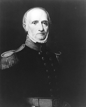 Archibald Henderson - 5th Commandant of the Marine Corps (1820-1859)