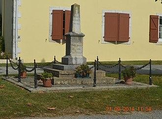Arget - Arget War Memorial
