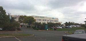 Aria-Jefferson Health - Aria Health Bucks Campus, located in Langhorne, Pennsylvania