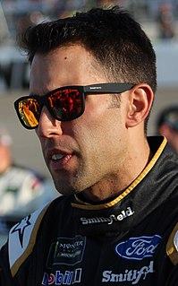 Aric Almirola American racing driver