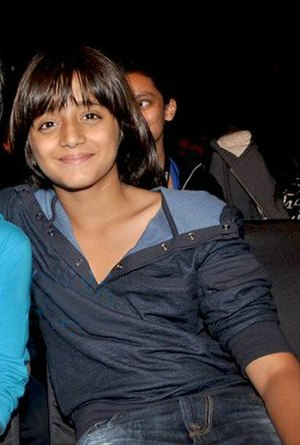 Ra.One - Armaan Verma, who played the role of Prateek, the film's major protagonist