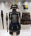 Armatura di samurai, XVIII sec.JPG