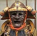 Armure de samouraï (musée d'art oriental, Venise) (15245561279).jpg
